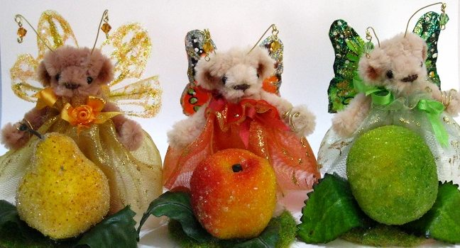 Fruit Butterfly Fairies